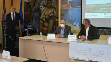 Photo of El Consejero de Agricultura reivindica al Gobierno que incremente los fondos para ejecutar más obras de modernización de regadíos
