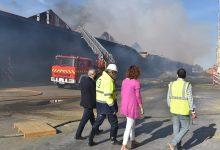 Photo of El incendio de Cobadu, declarado como «situación de especial y extraordinaria trascendencia y urgente actuación»