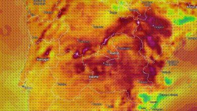 Photo of Una profunda borrasca, surgida de un proceso de ciclogénesis explosiva, provocará vientos huracanados