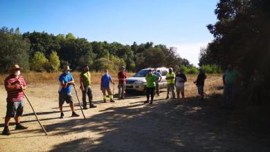 Photo of Aguilar, Abraveses y Micereces «peinan» el terreno en busca del joven desaparecido