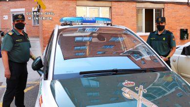 Photo of Dos guardias civiles fuera de servicio detienen a una persona como supuesto autor de un delito robo