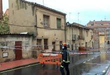 Photo of El temporal provoca el derrumbe de una vivienda en Benavente