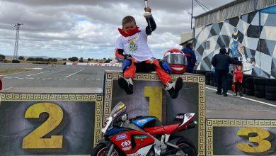 Photo of El benaventano Marco González se proclama campeón de Castilla y León de minimotos