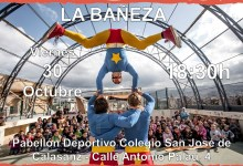 Photo of Payasos sin Fronteras llega a La Bañeza para ofrecer humor y diversión de forma segura a los más pequeños