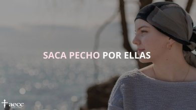 """Photo of La AECC anima a la sociedad a """"sacar pecho"""" contra el cáncer de mama"""