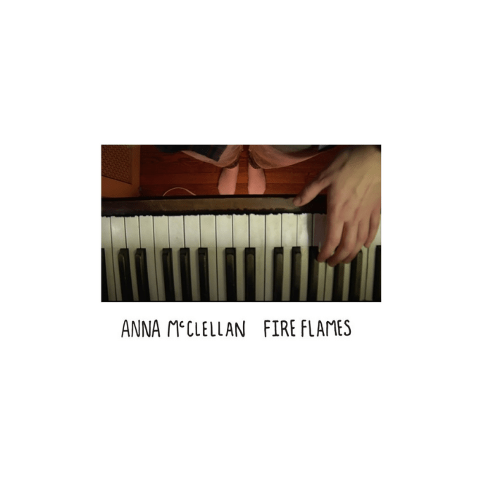 <b><u>Anna McClellan - Fire Flames</b></u><br><i>(2015, Majestic Litter)</i><br><small>production, recording and mix<br>engineer, drums, bass,<br>guitars, keyboards, vibraphone</small>