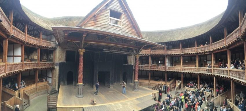 Shakespeares Globe Theatre picture