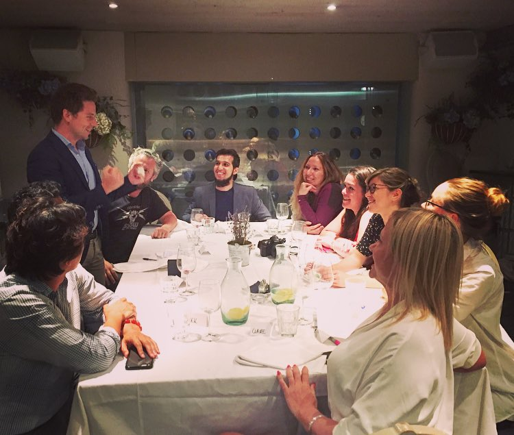 networking dinners London