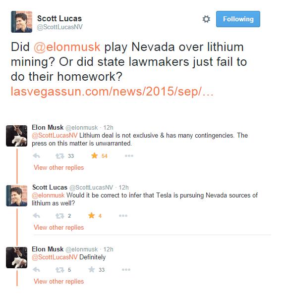 Lucas Musk Twitter - Benchmark