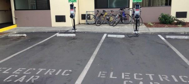 EV Parking Bay