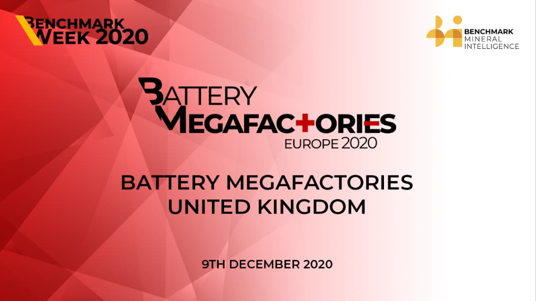 Battery Megafactories United Kingdom