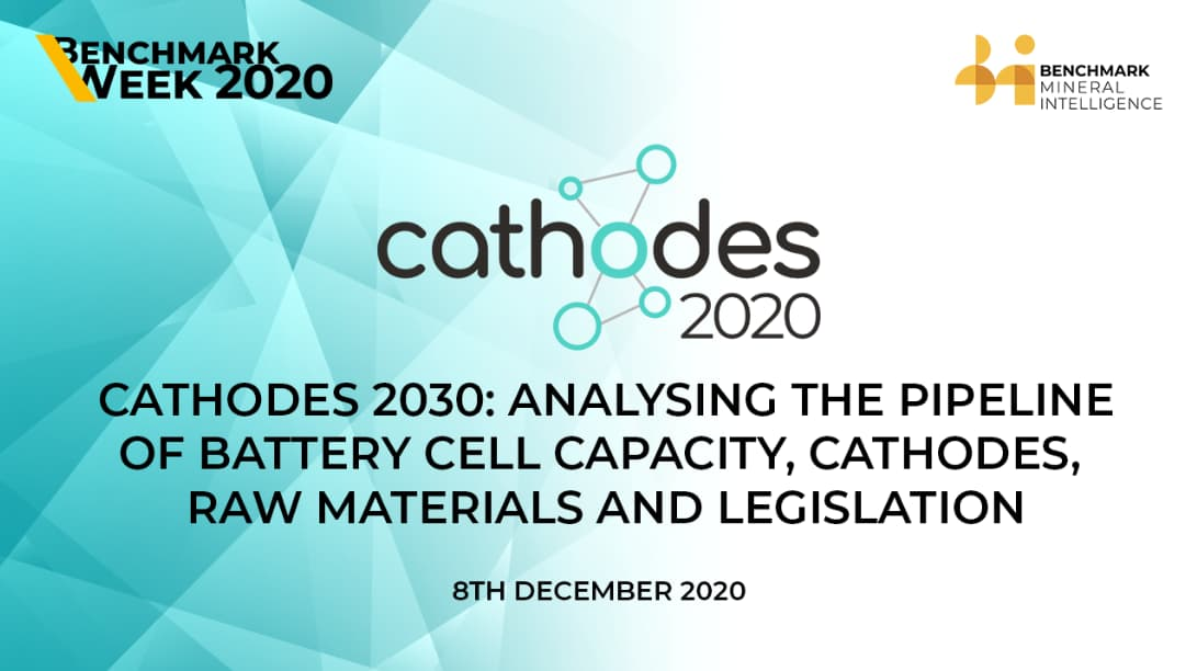 Cathodes 2030: Analysing the pipeline of battery cell capacity, cathodes, raw materials and legislation