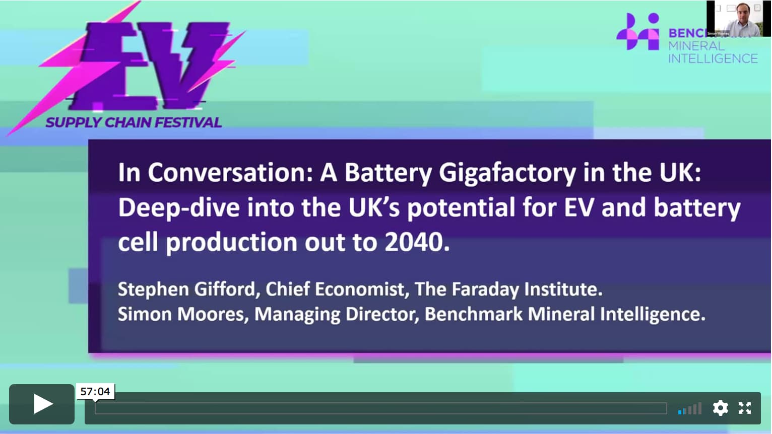 A BATTERY GIGAFACTORY IN THE UK: POTENTIAL FOR EV & BATTERY CELL PRODUCTION