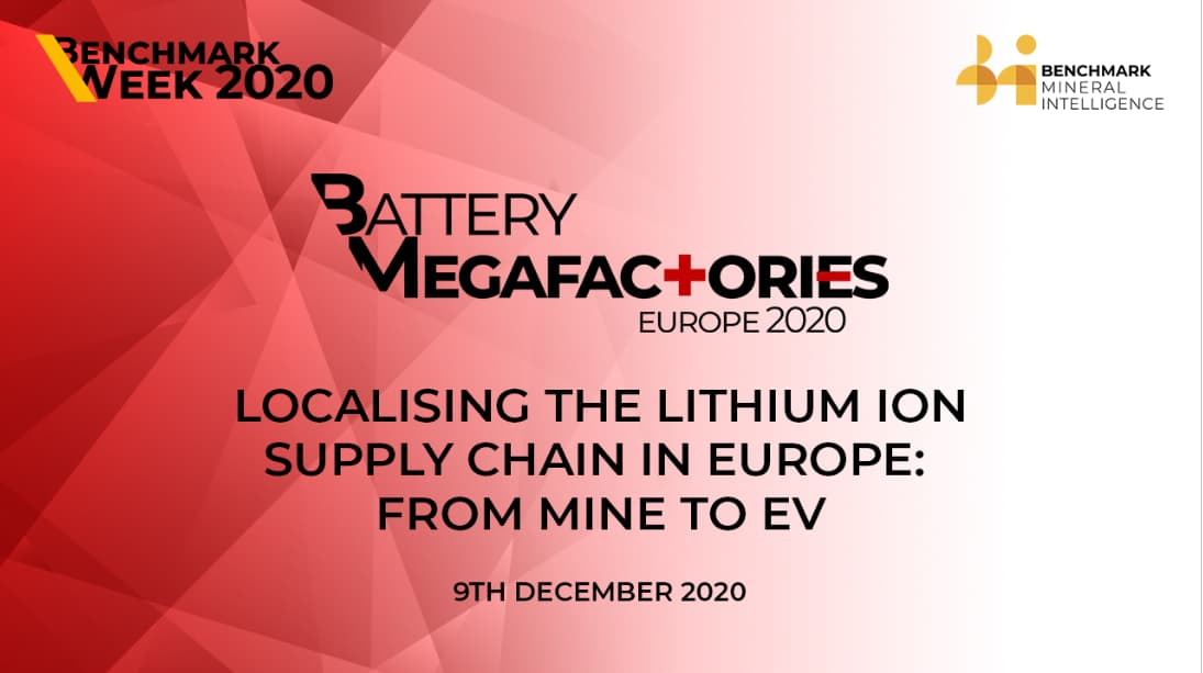 Localising the lithium ion supply chain in Europe: from mine to EV