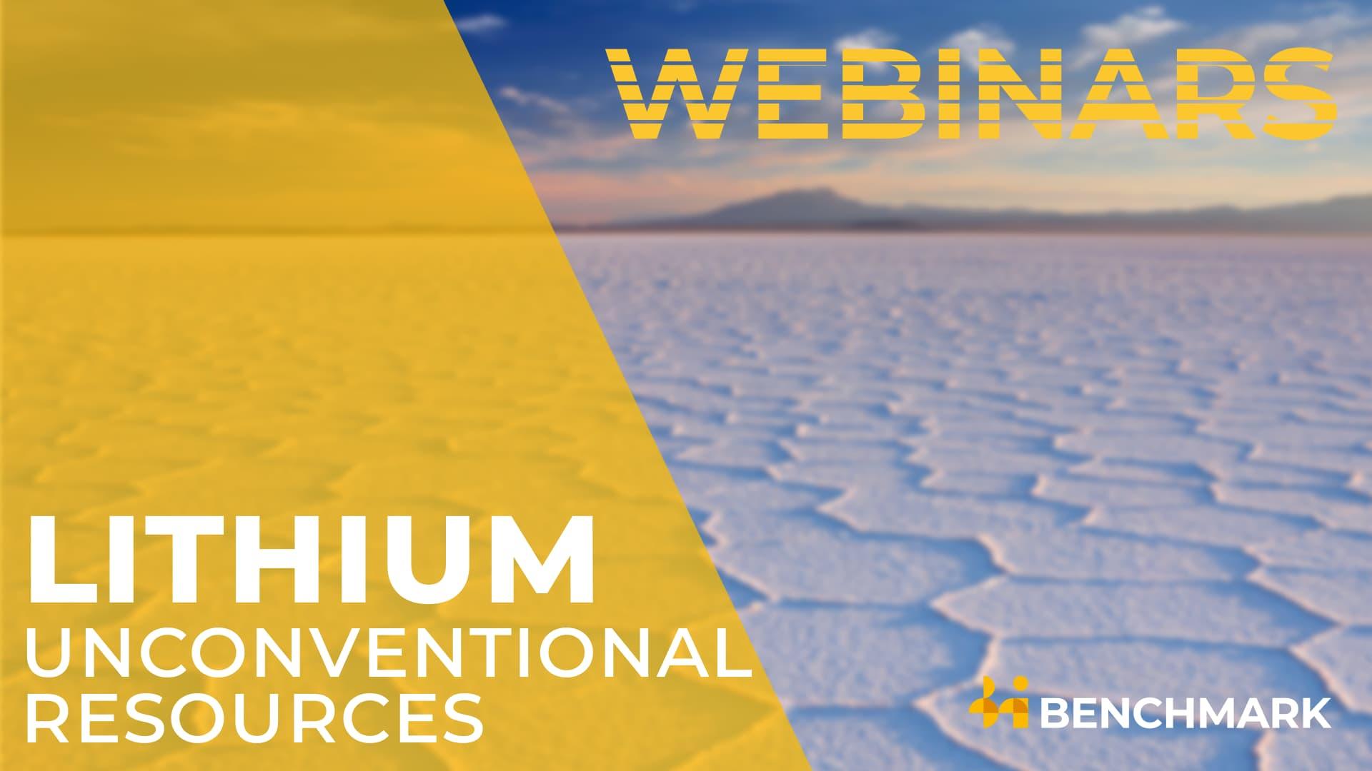 Unconventional Lithium Resources