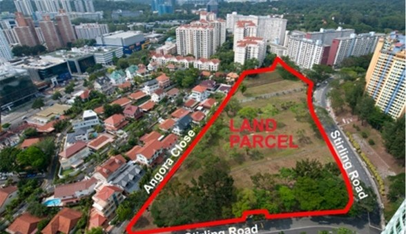 Stirling Road residential plot drew record price of over $1 billion