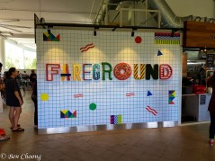 Fareground - hipster feel