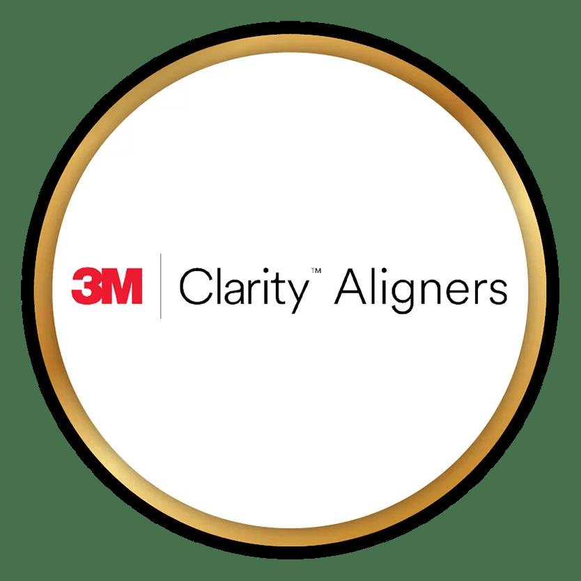 3M clarity aligners logo