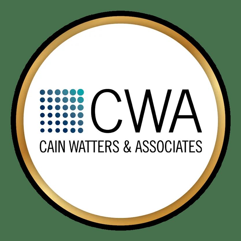 cain watters & associates logo