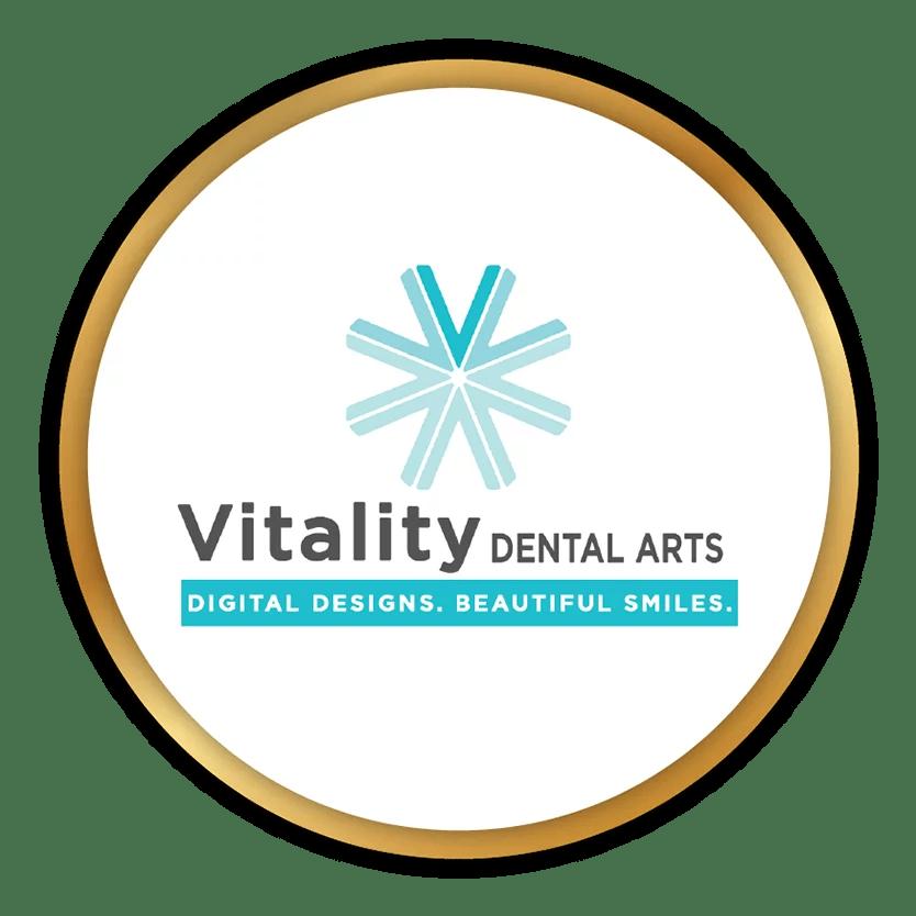 vitality dental arts logo