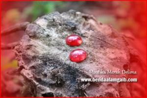 Produk Spiritual Merah Delima - Benda Alam Gaib