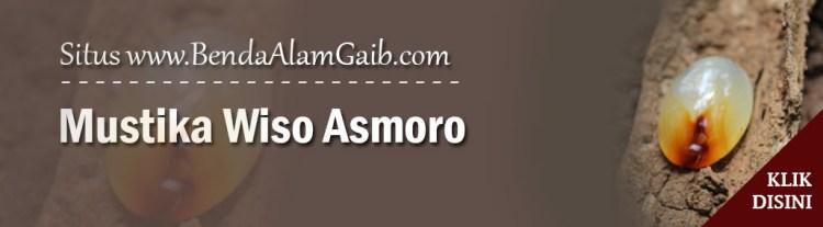 Mustika Wiso Asmoro - Benda Alam Gaib