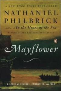 Nathaniel Philbrick, Mayflower