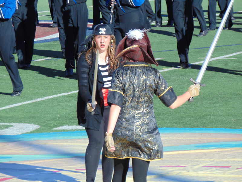 pirate women with swords