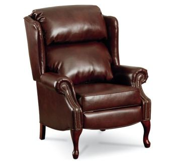 Unconscionably Comfortable Reading Chair