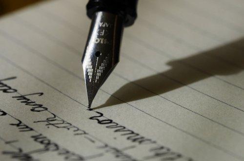 pen writing - Good AF Writers