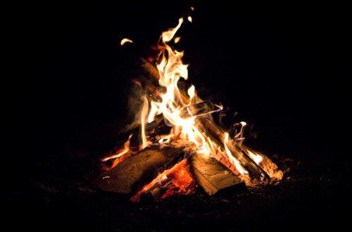 campfire - wildfire