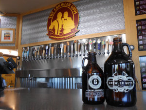 The Growler Guys, Oregon's first growler fill station