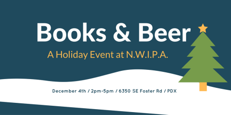 Holiday Books & Beer at N.W.I.P.A.