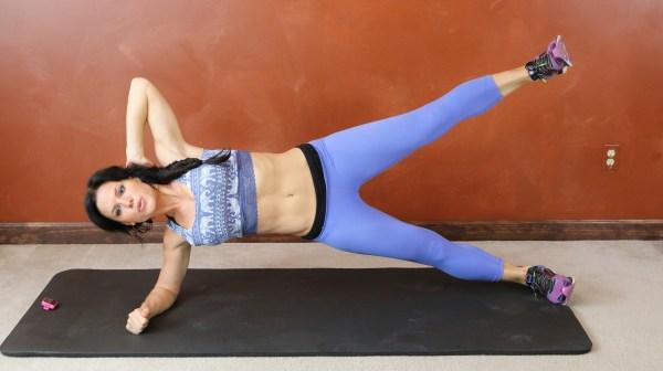 Plank Leg Series: Part 1
