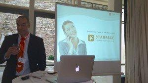 Starface auf dem Mac Business Forum 2014