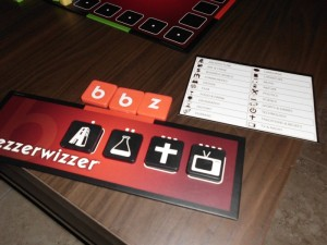 BeezerWizzer Game Board