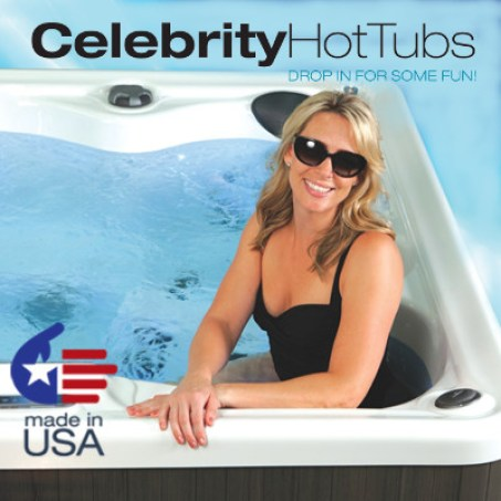 Celebrity - New Hot Tub Line