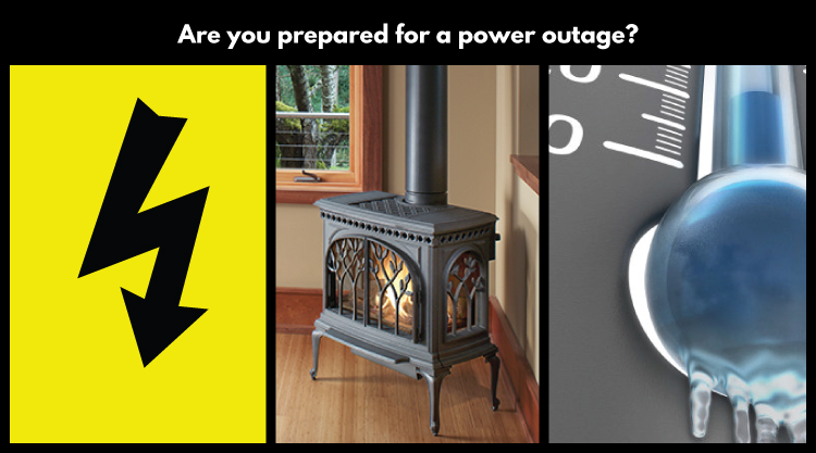 Heat Sources For Homes winter power outage: emergency heating sources - fireside of bend