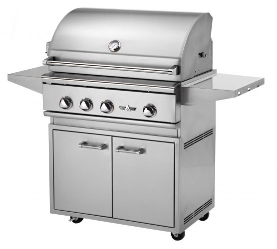32″ GRILL BASE