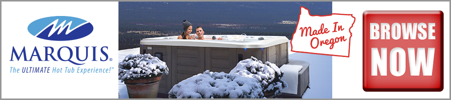 Marquis Hot Tub Dealer in Bend Oregon