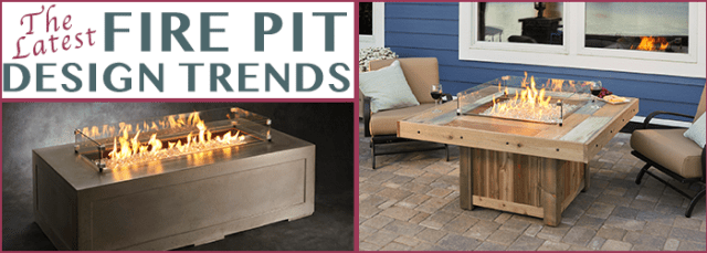 The Latest Design Trends for Outdoor Fire Pits