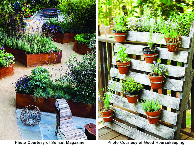 Backyard Garden Outdoor Design Trends 2018