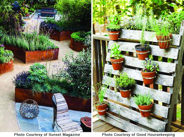 Backyard Garden Outdoor Design Trends 2018