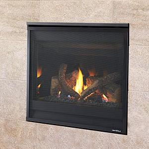 """Heat & Glo SL 5X 32"""" Gas Fireplace"""