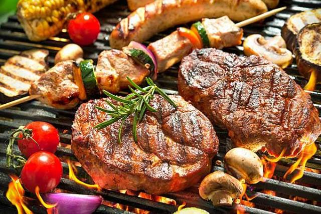 free grilling class