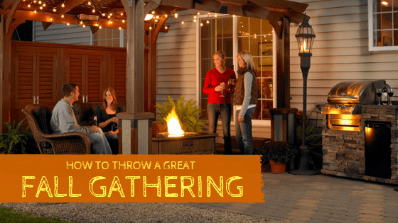 how to throw a great fall gathering