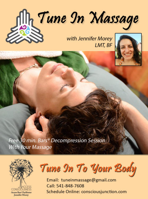 Free 30 Minute Bars Decompression Session w/massage