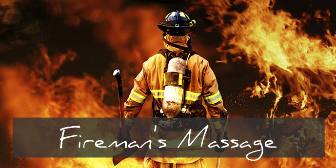 Bend Firefighter Massage Special
