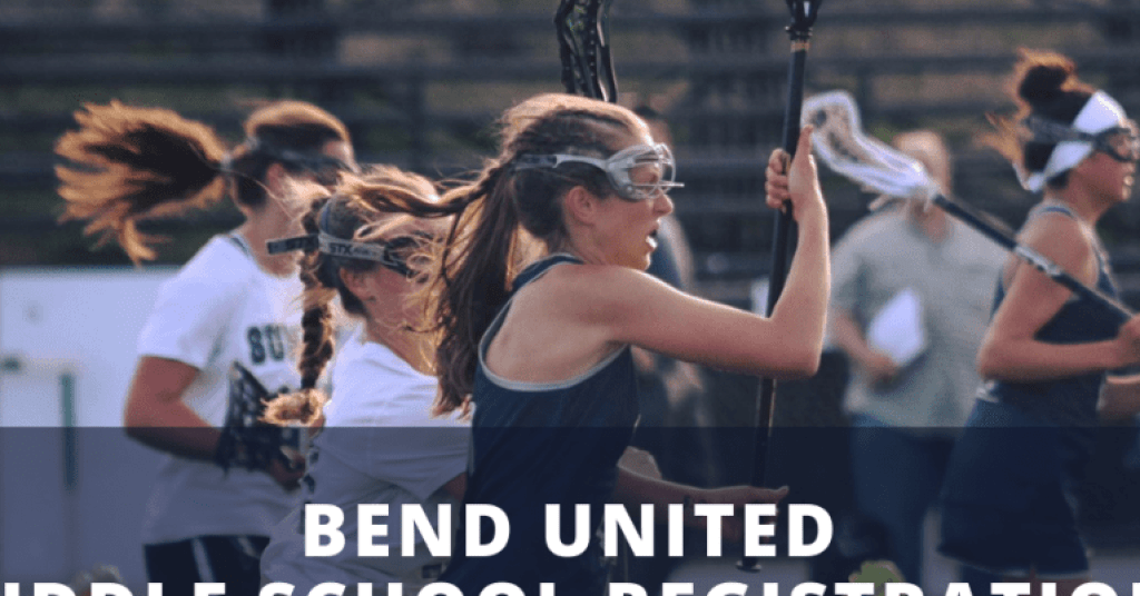 Bend United Middle School Registration