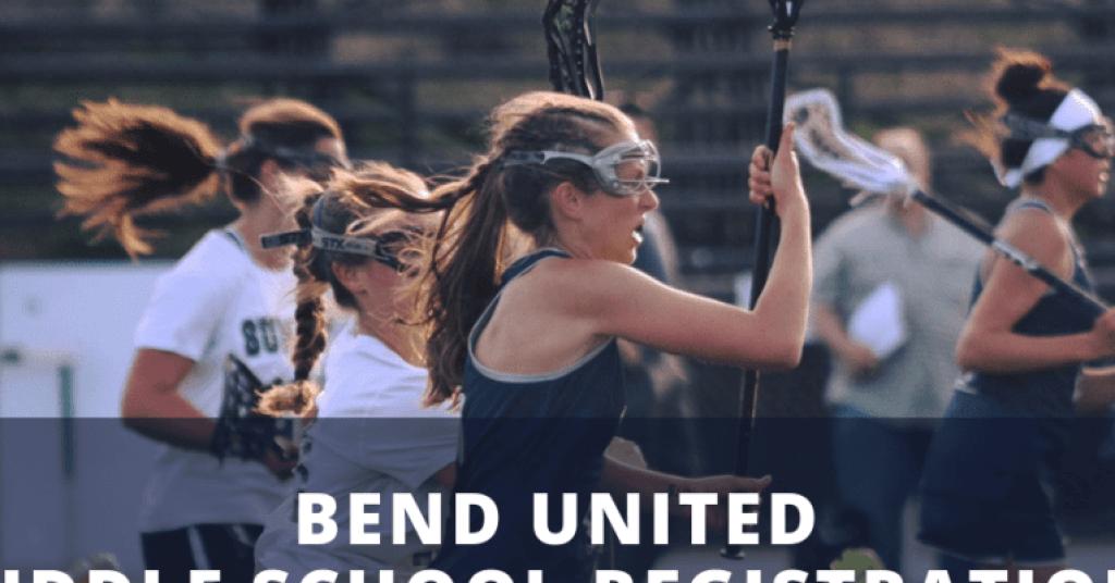 Bend United Middle School Registration